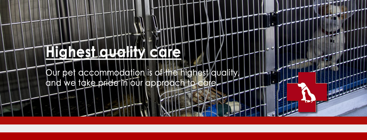 quality care and accommodation